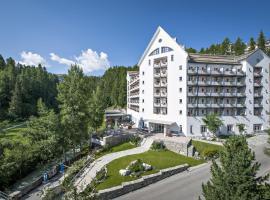 Arenas Resort Schweizerhof, hotel in Sils Maria