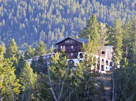 Radium Chalet, Hotel in Radium Hot Springs