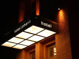 Hotel Johann, Hotel in Berlin