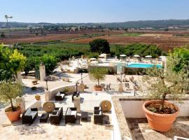 Masseria Torricella, farm stay in Alberobello