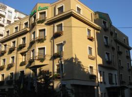 Hotel Irisa, מלון ליד אחוזת צ'אושסקו, בוקרשט