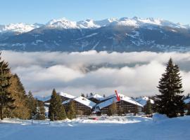 Apartment Ski Resort Anzere, hotel in Anzère