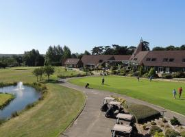 Ufford Park Hotel, Golf & Spa, hotel near Sutton Hoo, Woodbridge