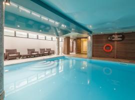 Résidence Pierre & Vacances Premium La Ginabelle, hotel in Chamonix