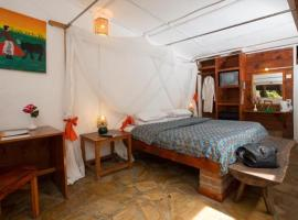 Outpost Lodge, hotel in Arusha
