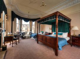 Kildonan Lodge Hotel, hotell i Edinburgh