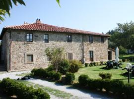 Antico Casale Pozzuolo, hotel in Seggiano