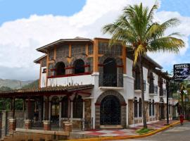 Hotel Las Orquideas San Ramon, B&B in San Ramón
