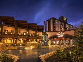 Hard Rock Hotel & Casino Lake Tahoe, Hotel in Stateline