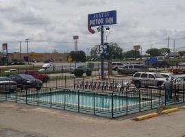 Austin Motor Inn, hotel Austinban