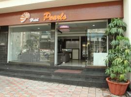Hotel Pearls, отель в Аурангабаде
