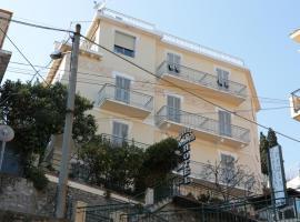 Hotel Villa Amelia, hotel in Alassio