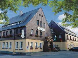Hotel Berghof, Hotel in Seiffen/Erzgeb.