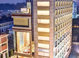 Hotel KLG Starlite, accessible hotel in Chandīgarh