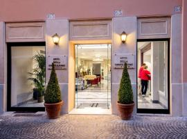 Hotel Della Conciliazione, family hotel in Rome