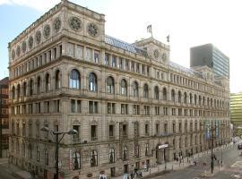 Britannia Hotel City Centre Manchester, hotel in Manchester