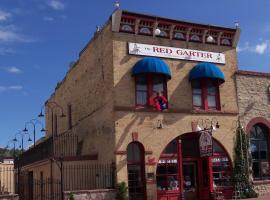 Red Garter Inn, B&B in Williams