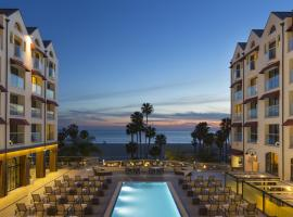 Loews Santa Monica Beach Hotel, hotel in Los Angeles