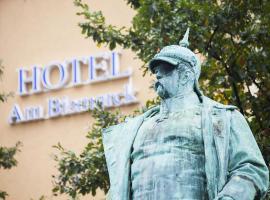 Am Bismarck, hotel v destinaci Mannheim