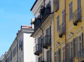 Residenza Dell' Opera, hotel romantico a Torino
