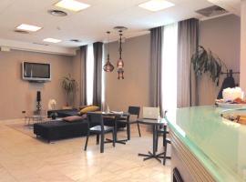 Hotel Ristorante Cervo Malpensa, отель в Казе-Нуове