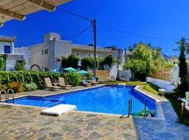 Calma Apartments & Studios, pet-friendly hotel in Plakias