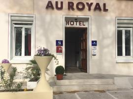 Au Royal Hotel, hotel near Carcassonne Cathedral, Carcassonne