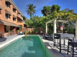 ANIS Hotel, hôtel à Nice