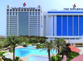 The Diplomat Radisson Blu Residence, hotel near Bahrain National Museum, Manama