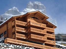 La Cresta Chalet, apartment in Breuil-Cervinia