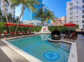 Red South Beach Hotel, hotel in Miami Beach