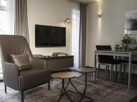 Exklusives Apartment 1A Rheinlage, accessible hotel in Cologne