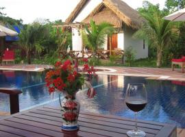 Darica Resort, resort in Kep