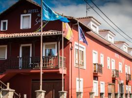 Hotel El Sueve, hotel en Colunga