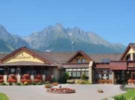 Hotel Amalia, hotel in Nová Lesná