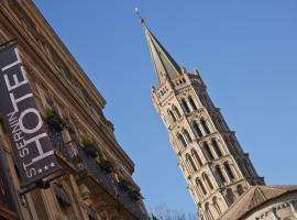 Hôtel St Sernin, hôtel à Toulouse près de: Gare de Toulouse-Matabiau