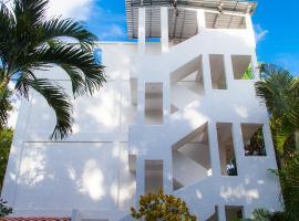 Hotel Camino Maya Ciudad Blanca, отель в городе Копан-Руинас