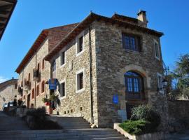 Posada Real La Lechería, hotel en Val de San Lorenzo