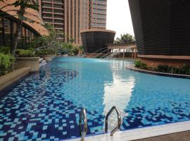 Best Service Suite At Times Square, hotel in Kuala Lumpur
