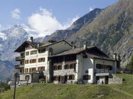 Lou Tsantelet, hotel in zona Parco Nazionale del Gran Paradiso, Cogne