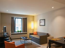 Castelnou Aparthotel, hotel dicht bij: Muziekcentrum De Bijloke, Gent