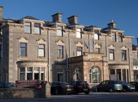 Stotfield Hotel, hotel in Lossiemouth