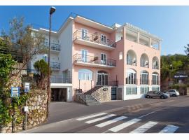 Hotel Britannia, hotel din Sorrento