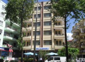 Hotel Yildirimoglu, отель в городе Аланья, рядом находится Alanya Municipality