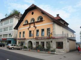 Gasthof Post, hotel in Frankenmarkt