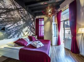 Art Hotel Like, hotel near Archaeological Museum Zagreb, Zagreb