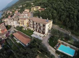 Hotel Garni Selene, hotell i Malcesine