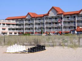 Montreal Beach Resort, hotel in Cape May