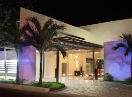 Hotel Contempo, hotel in Managua