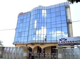 Lantana Hotel, отель в городе Дар-эс-Салам